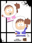 Super Smash Styles- 15 Ice Climbers x South Park