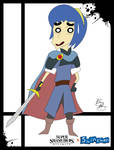 Super Smash Styles- 21 Marth x Shin-chan