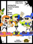 Super Smash Styles- 60 Inkling x Kids Next Door