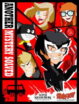 Super Smash Styles- 67 Joker x Scooby Doo Mystery
