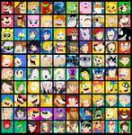 Super Smash Styles Free Avatars!