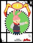 Super Smash Styles- 28 Arcade Bunny x Arthur