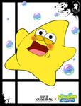 Super Smash Styles- 42 Starfy x SpongeBob