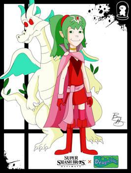 Super Smash Styles- 49 Tiki x Dragon Tales