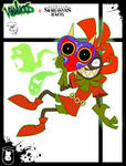 Super Smash Styles- 53 Skull Kid x Villainous