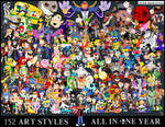 Super Smash Styles- One Year Later