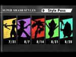 Super Smash Styles- Style Pass
