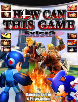 Smash Bros Ultimate - How Can This Game Exist