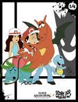 Super Smash Styles- Pokemon Trainer x Scooby-Doo