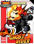 Super Smash Heroes- Bowser x Ghost Rider