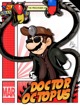 Super Smash Heroes- Dr. Mario x Doc Ock