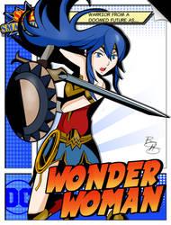 Super Smash Heroes- Lucina x Wonder Woman
