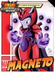 Super Smash Heroes- Mewtwo x Magneto