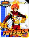Super Smash Heroes- Roy x Firestorm