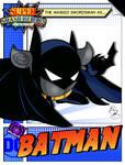 Super Smash Heroes- Meta Knight x Batman