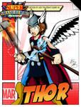 Super Smash Heroes- Pit x Thor