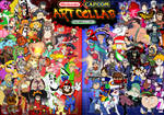 Nintendo x Capcom Art Collab