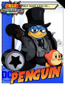Super Smash Heroes- King Dedede x Penguin