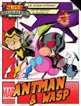 Super Smash Heroes- Olimar x Antman