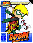 Super Smash Heroes- Toon Link x Robin