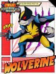 Super Smash Heroes- Wolf x Wolverine