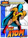 Super Smash Heroes- Little Mac x The Atom by xeternalflamebryx