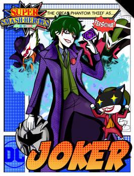 Super Smash Heroes- Joker x Joker