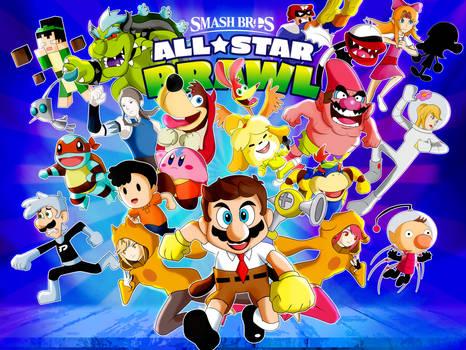 Smash Bros All Star Brawl
