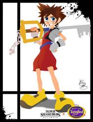 Super Smash Styles- 81 Sora x Tangled Adventure