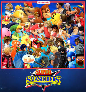 Super Smash Bros Ultimate Finale