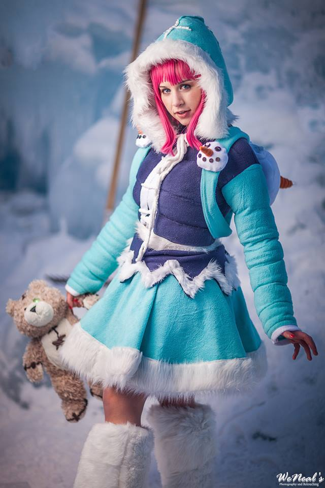 Frostfire Annie from L...