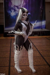 Silver Banshee Cosplay by Chex33
