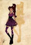 Disney Girls: Meg