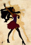 Disney Girls: Esmeralda