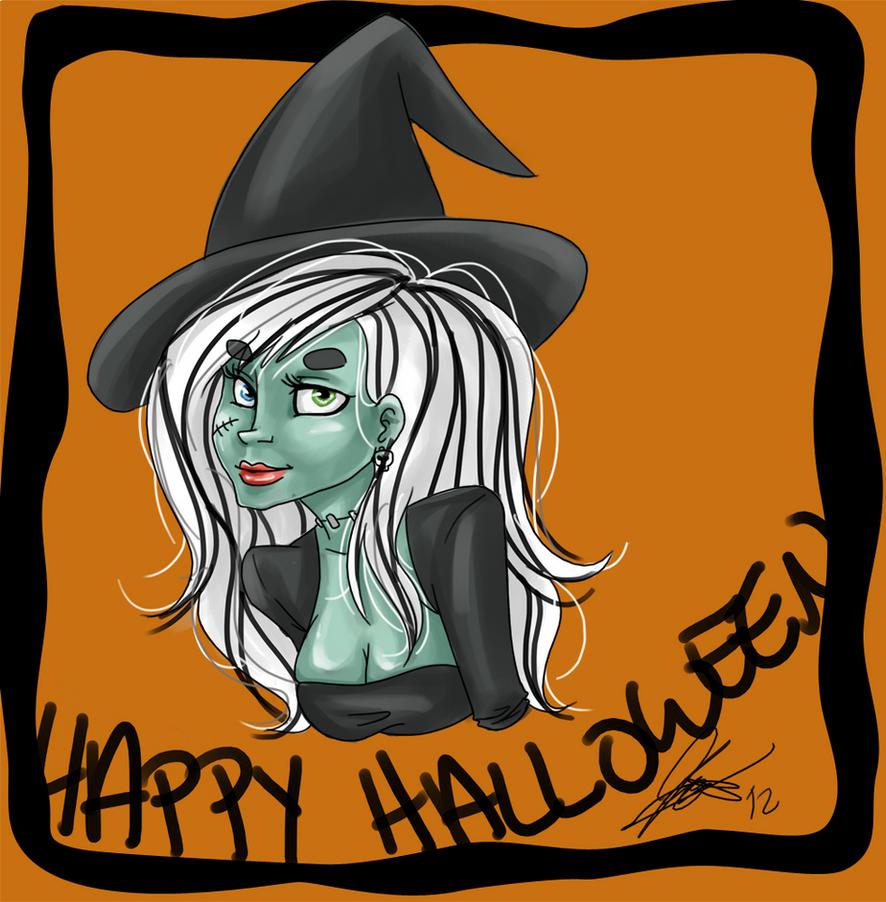 Happy Halloween! by KimberBee