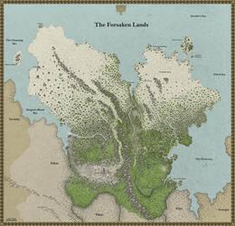 The Forsaken land, area 51 of Guild World