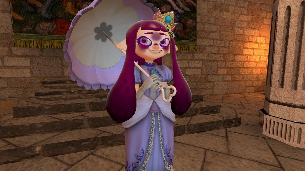 Princess Ellie Godelia by AlphaSwan