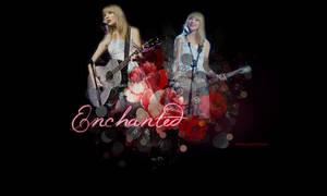 +Enchanted Wallpaper