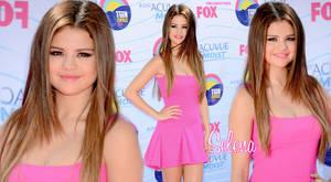 Selena Gomez TCA HQ Wallpaper