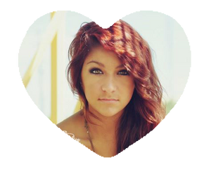 Andrea Russett Heart PNG
