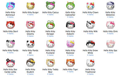 Hello Kitty Bumperpack