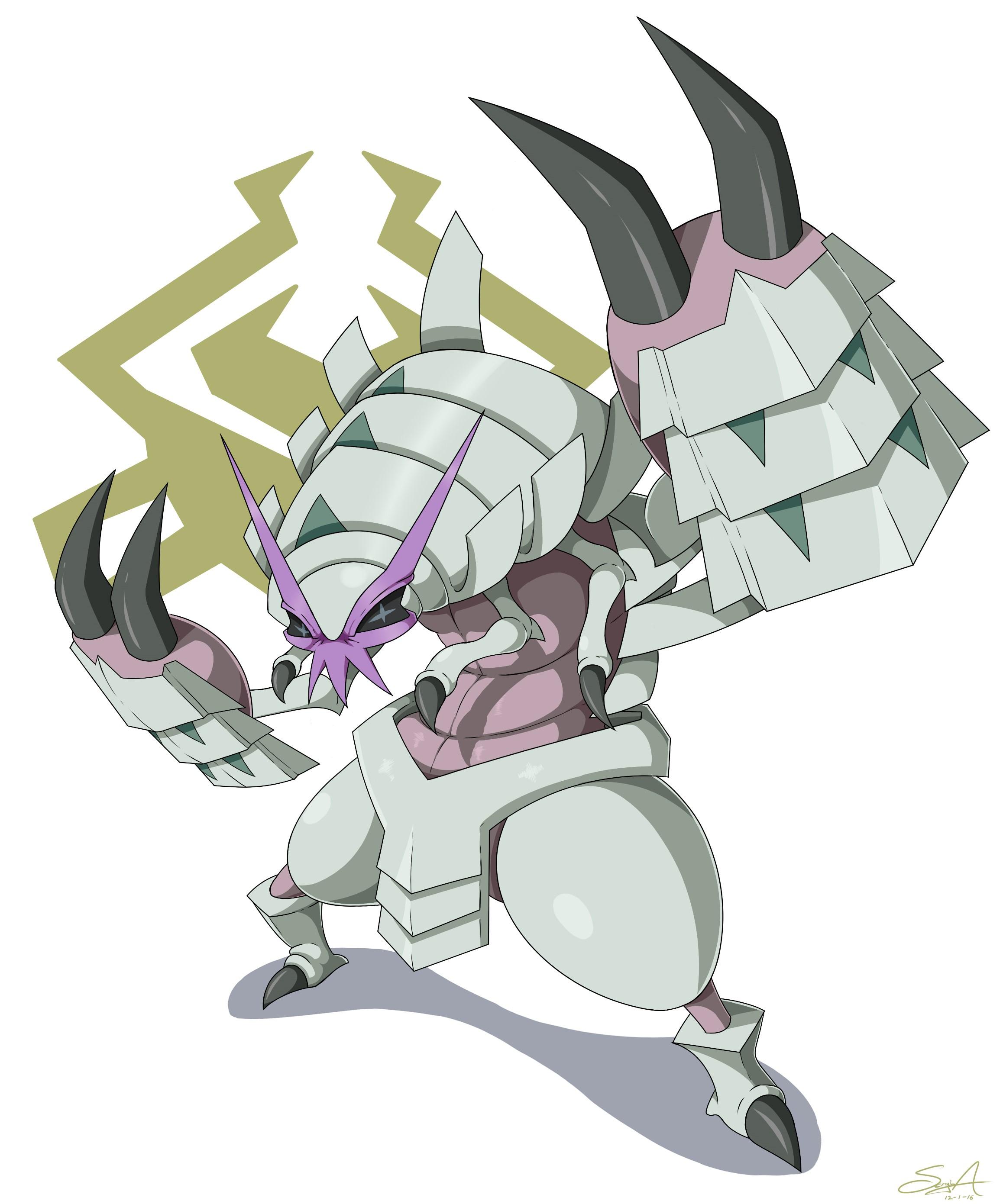 Golisopod Pokemon Fan Art Images