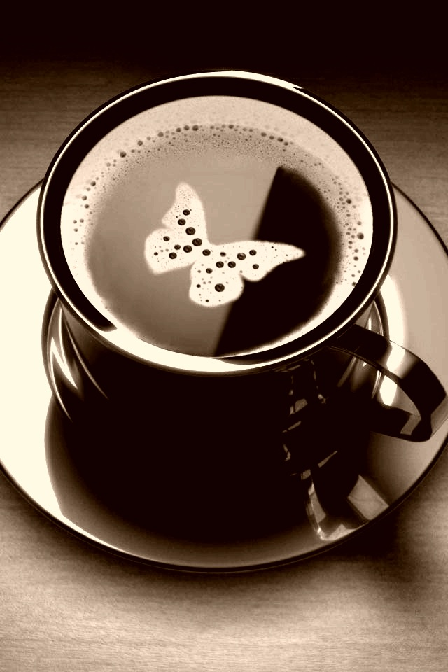 najromanticnija soljica za kafu...caj - Page 4 Caffeine_butterfly_by_mrgrimjaw-d41mx55