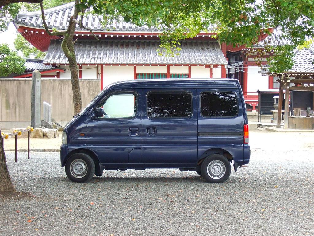 japanese compact minivan by trisaw1 on deviantart. Black Bedroom Furniture Sets. Home Design Ideas