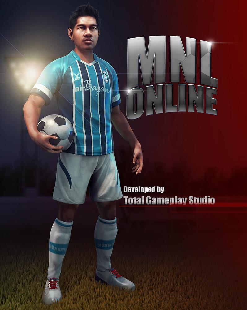 3d soccer by ZawYeMyint1