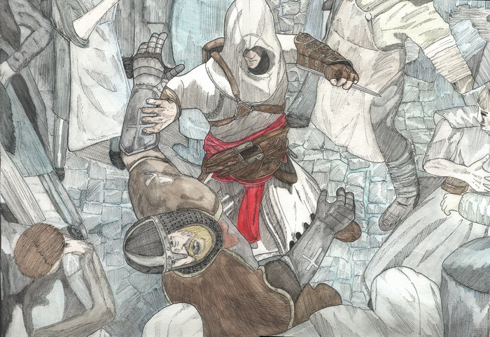 Assassins by Phoenix74n