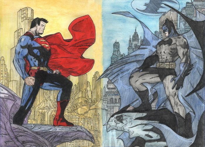 Superheroes by Phoenix74n