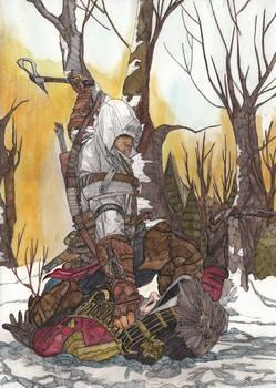 Assassins Creed Connor Ratohnhake