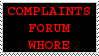 Complaints Forum Whore Stamp by Jezzy-Fezzy