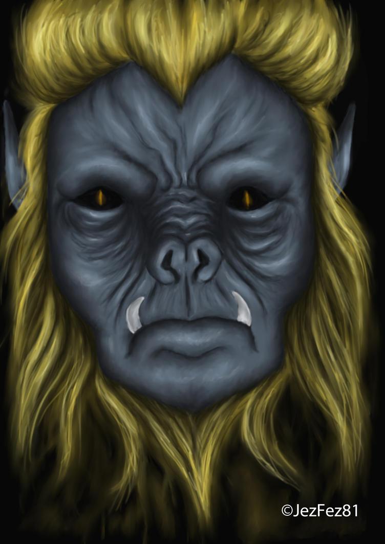 SH Monster Finn- Revamped by Jezzy-Fezzy